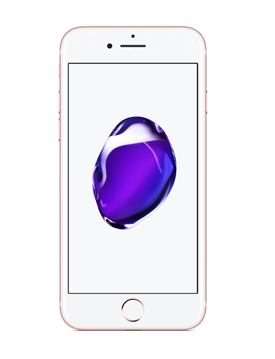 Apple smartphone iPhone 7 128GB roze goud