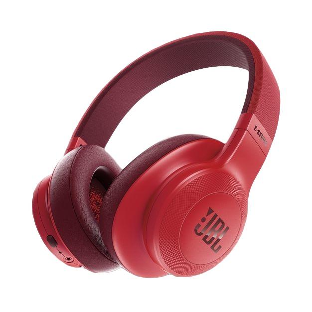 JBL over-ear hoofdtelefoon E55BT rood