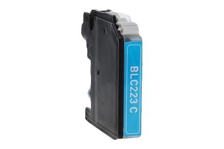 Easyfiks inkt LC-223 Cyan DCP-J4120DW, MFC-J4420DW, MFC-J4620DW