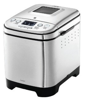 WMF broodbakmachine Kult X boordmachine zilver