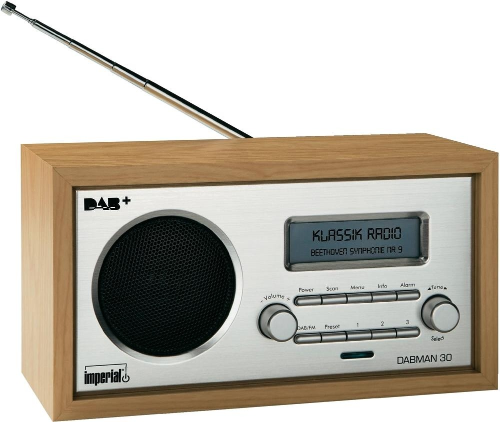 Korting Imperial DABMAN 30 dab radio
