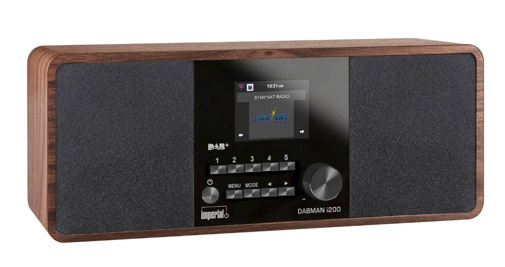 Foto van Imperial DABMAN i200 Hybride radio