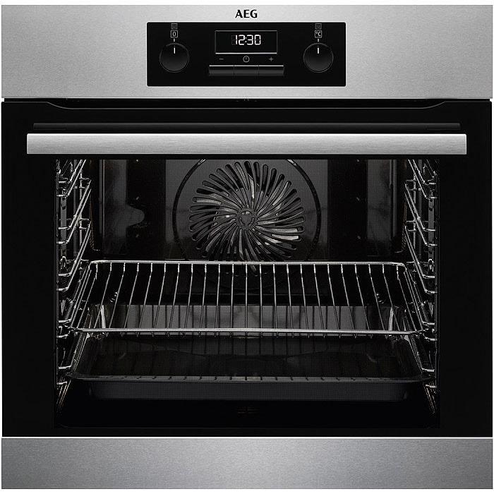 AEG BES331010M Inbouw oven Zwart