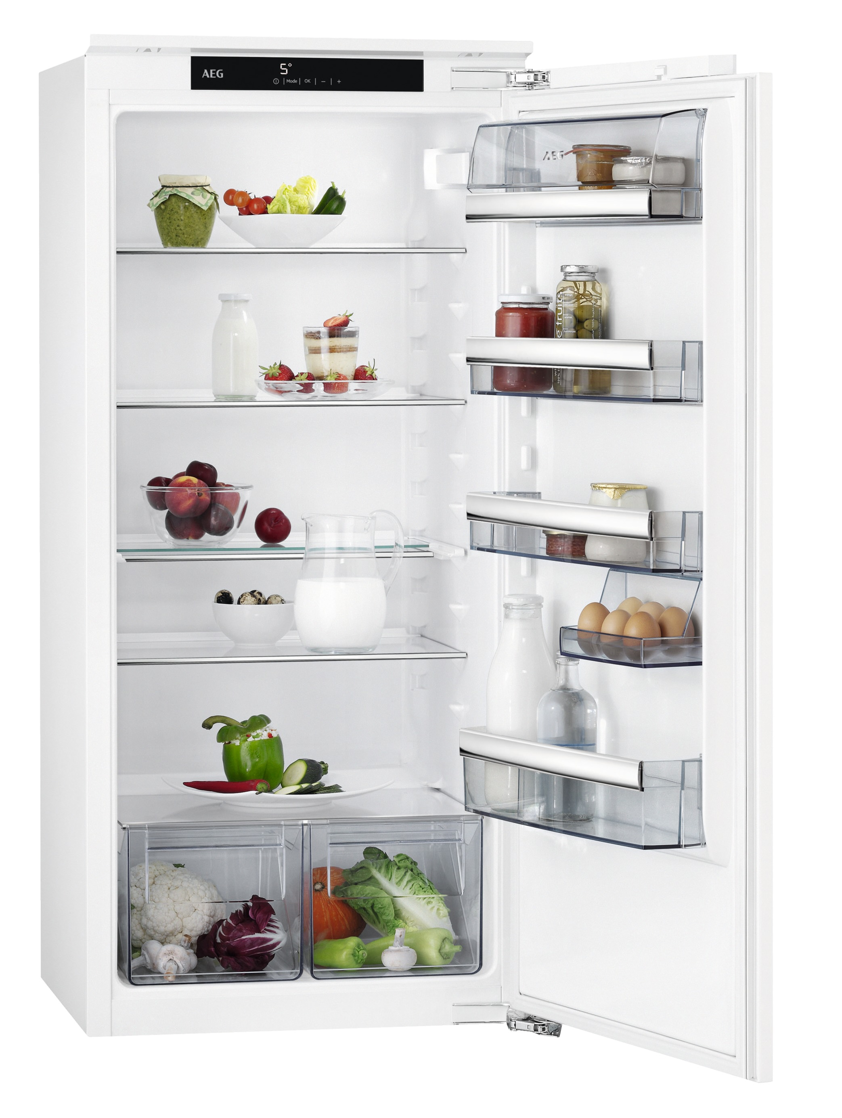 AEG SKE81211AF inbouw koelkast