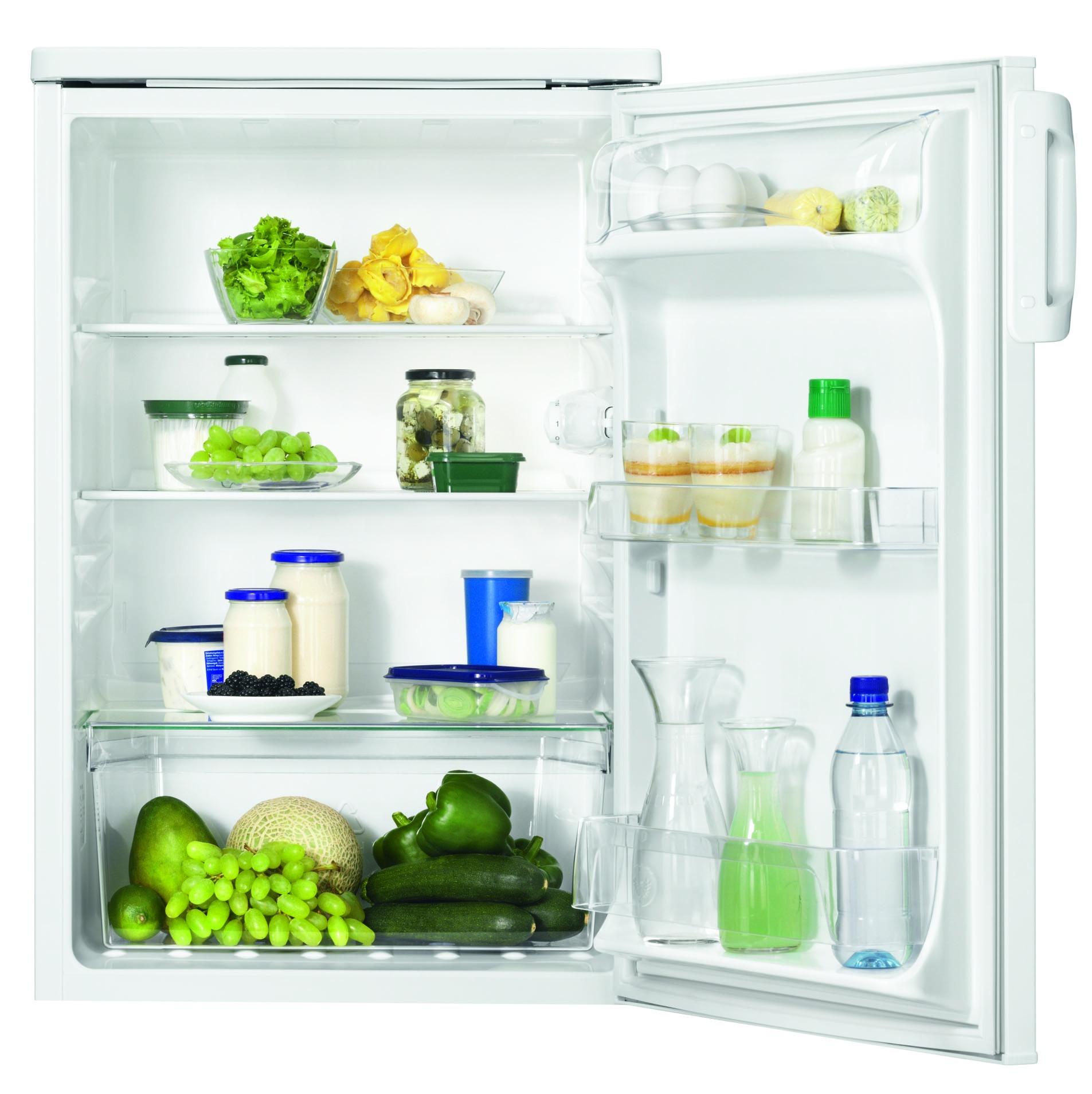 Korting Zanussi ZRG16607WA koelkast zonder vriesvak