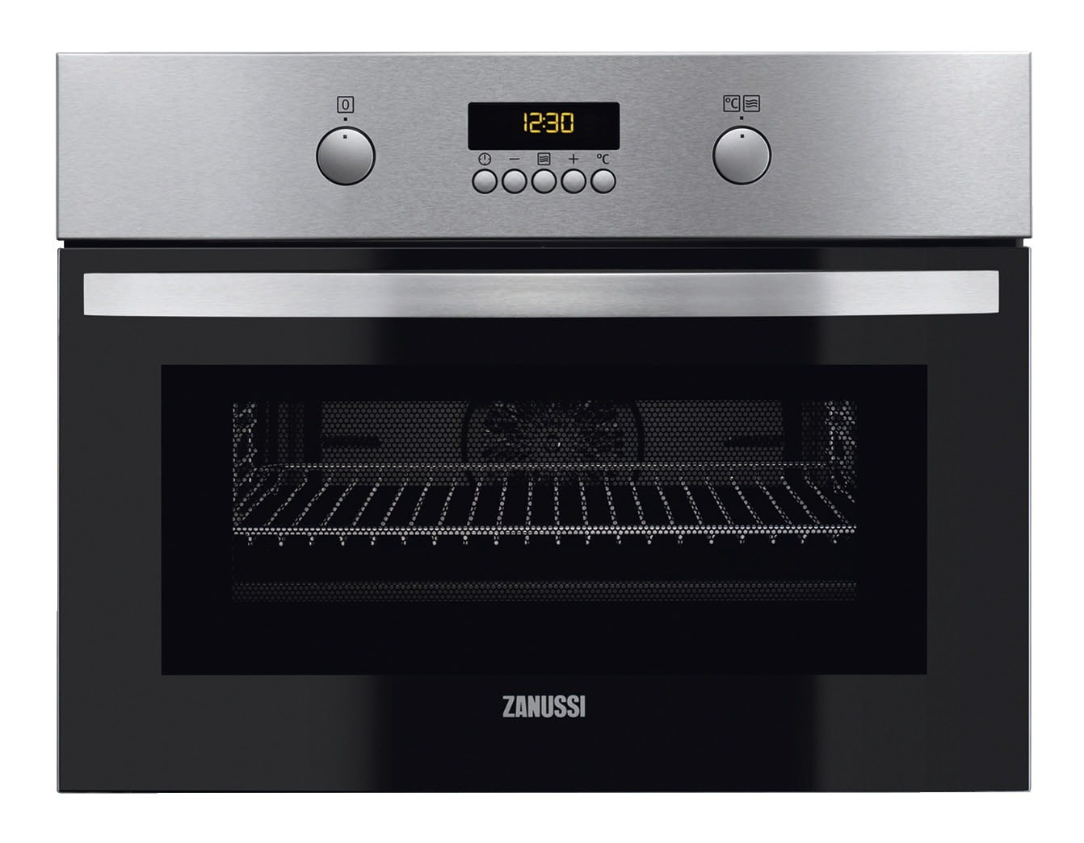 Zanussi ZNF51X Inbouw oven Zwart