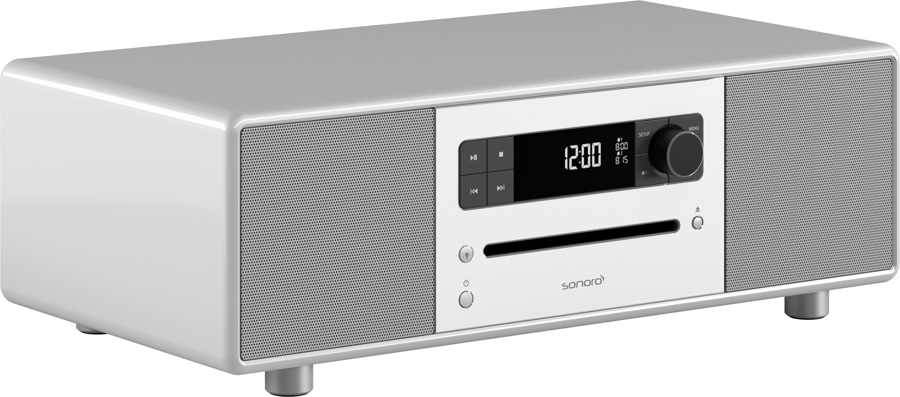 Sonoro stereo set Stereo 320 zilver
