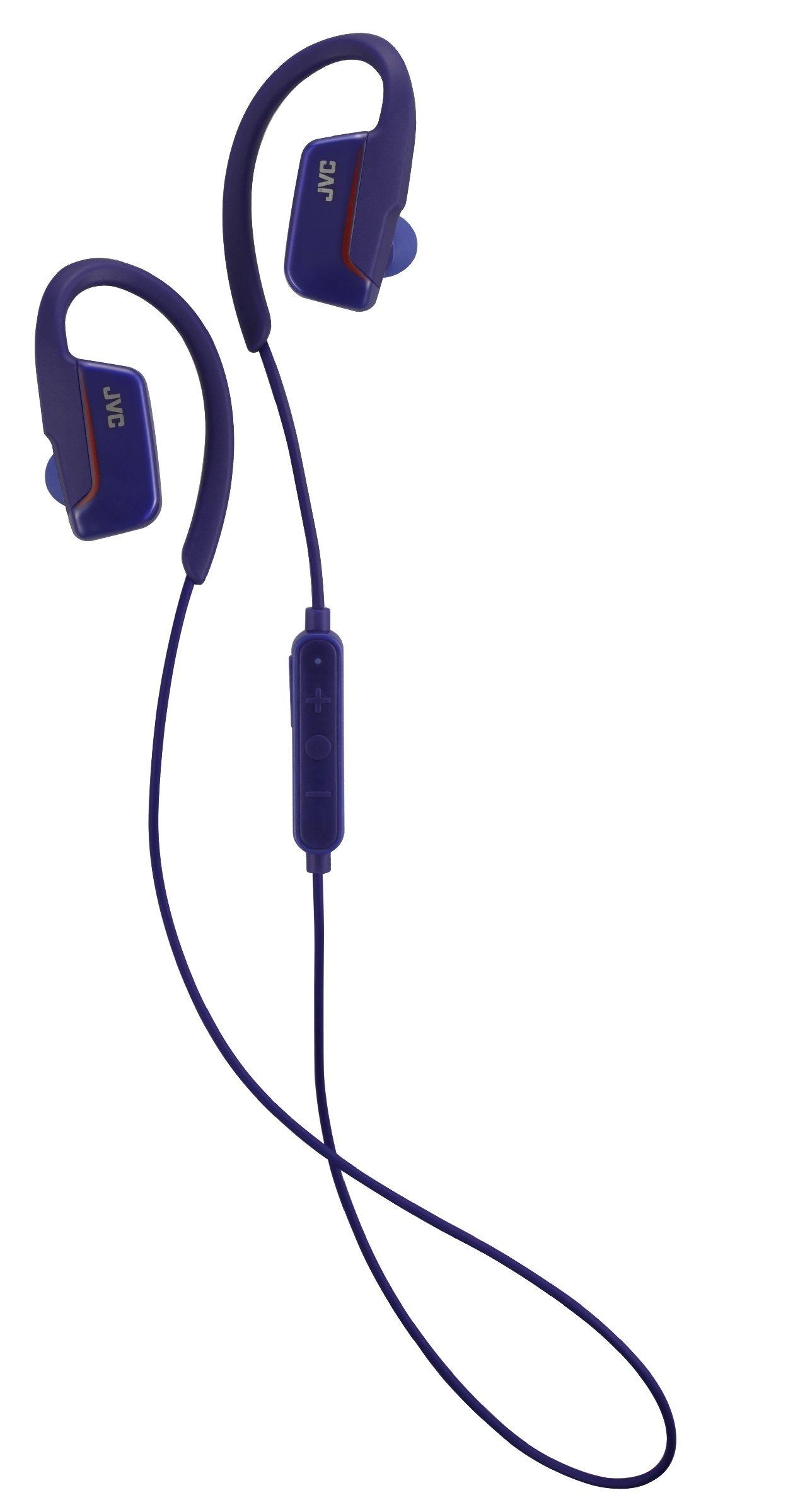 JVC in-ear oordopjes HA-EC30 blauw