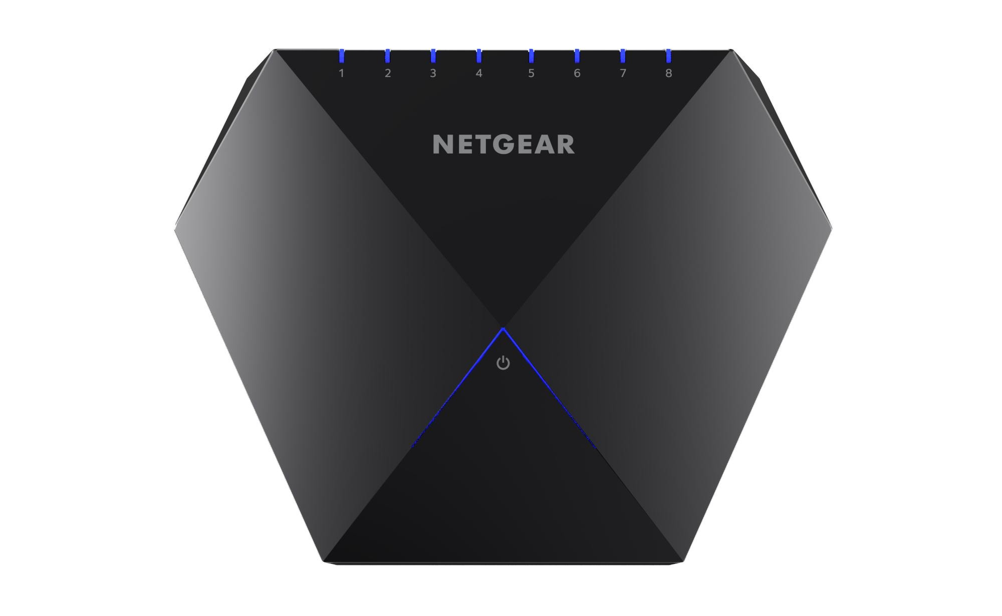 Korting Netgear GS808E 100PES switch
