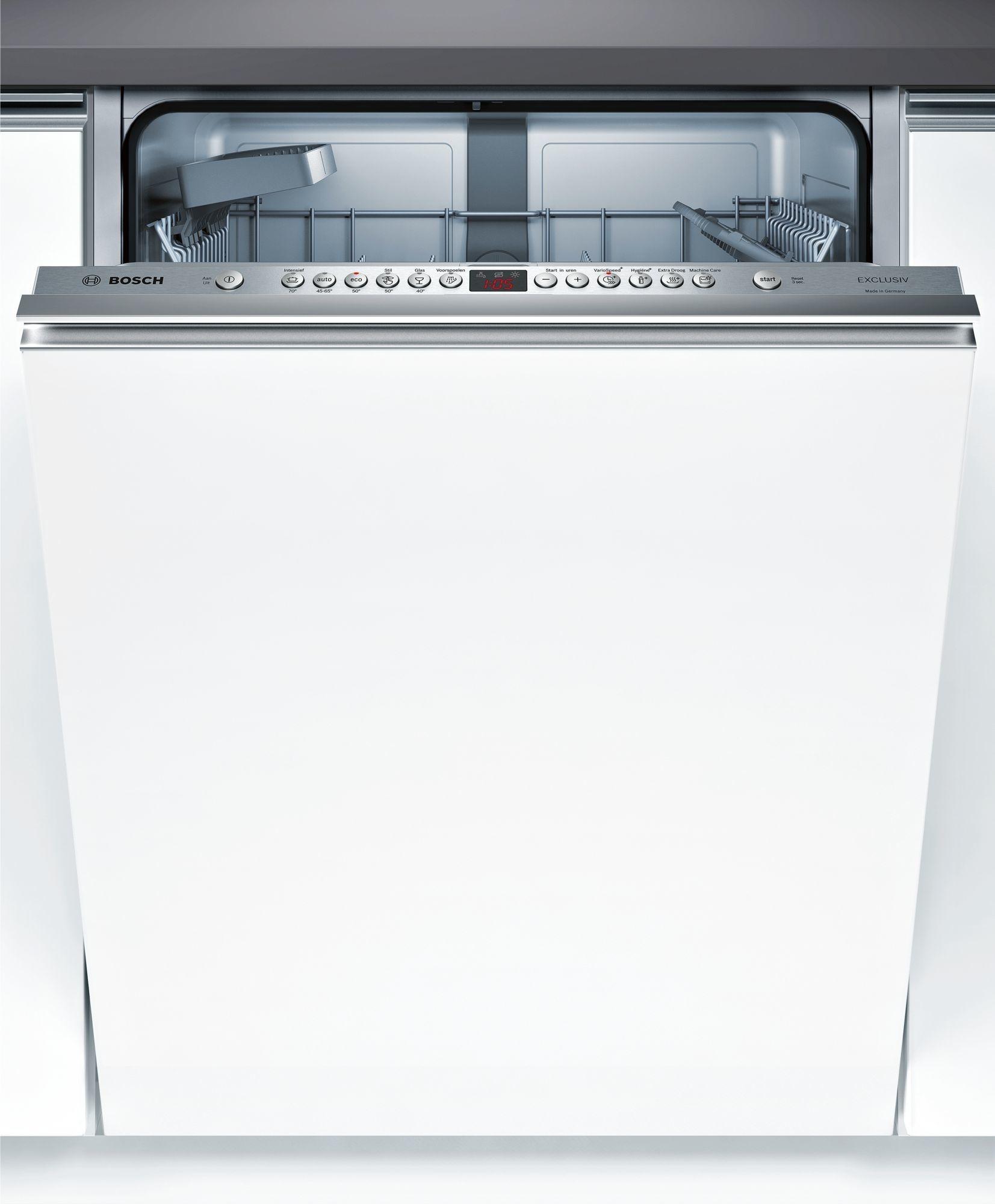 Bosch volledig ge�ntegreerde vaatwasser SBV46IX10N