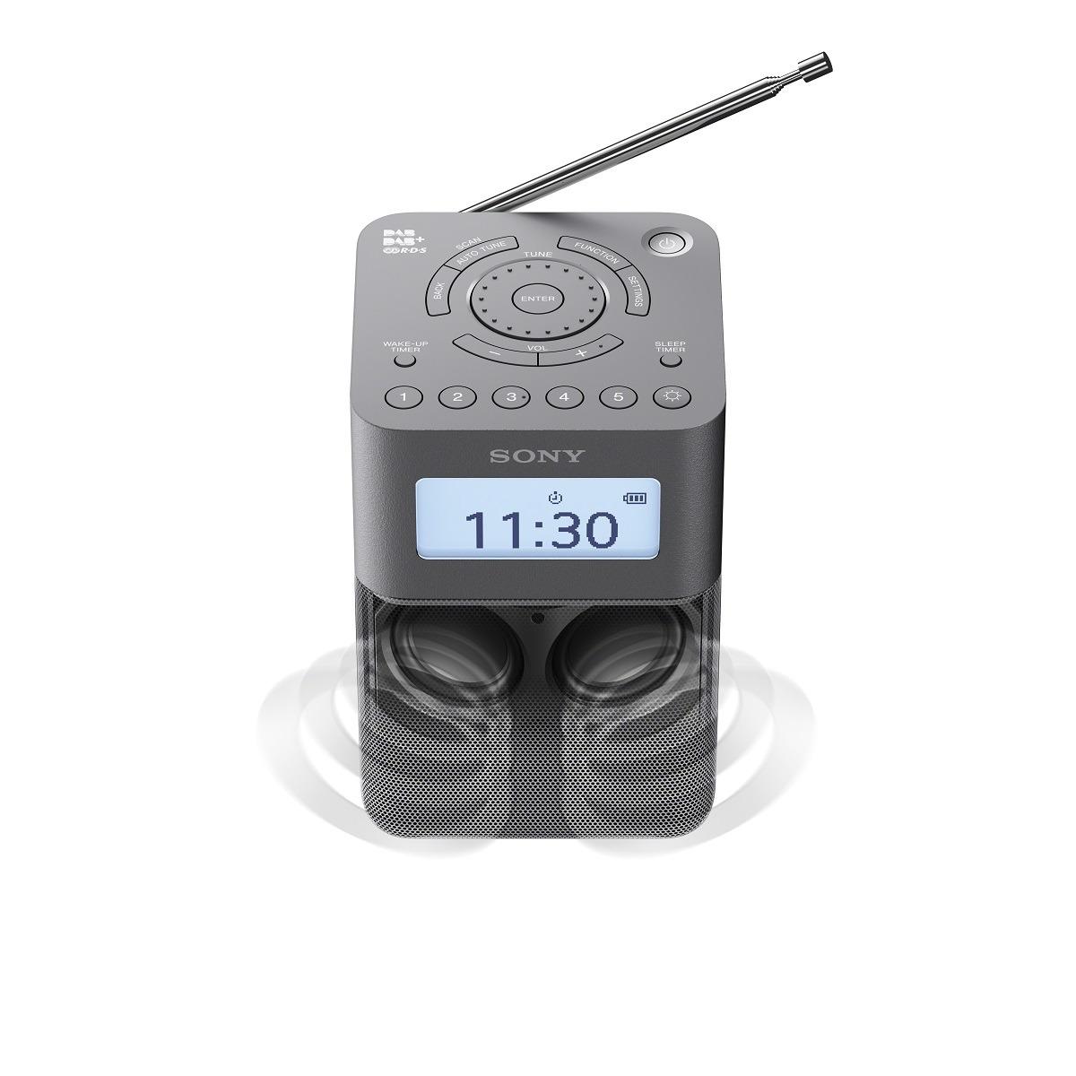 Korting Sony XDR V20D dab radio