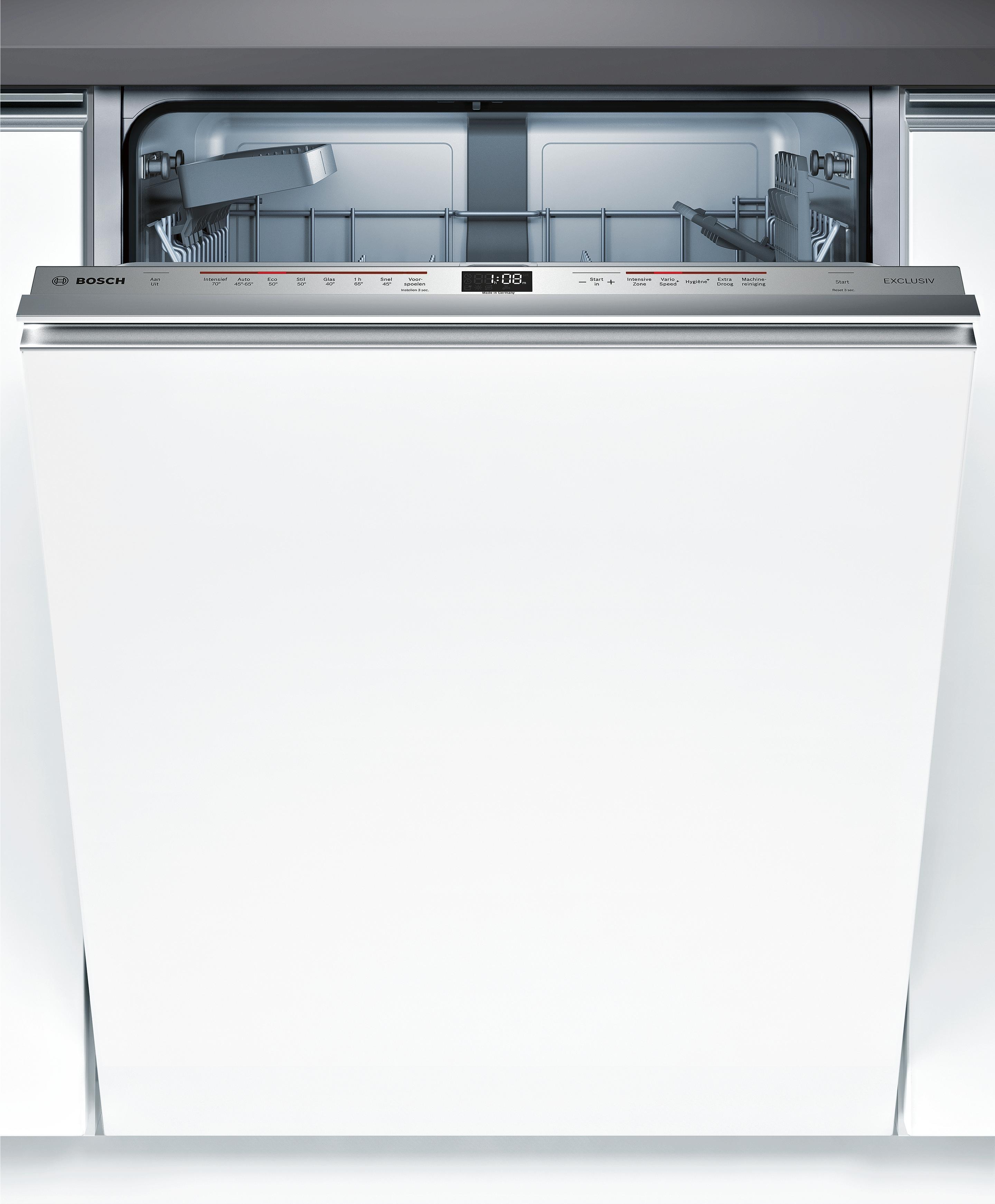 Bosch volledig ge�ntegreerde vaatwasser SBV68IX01N