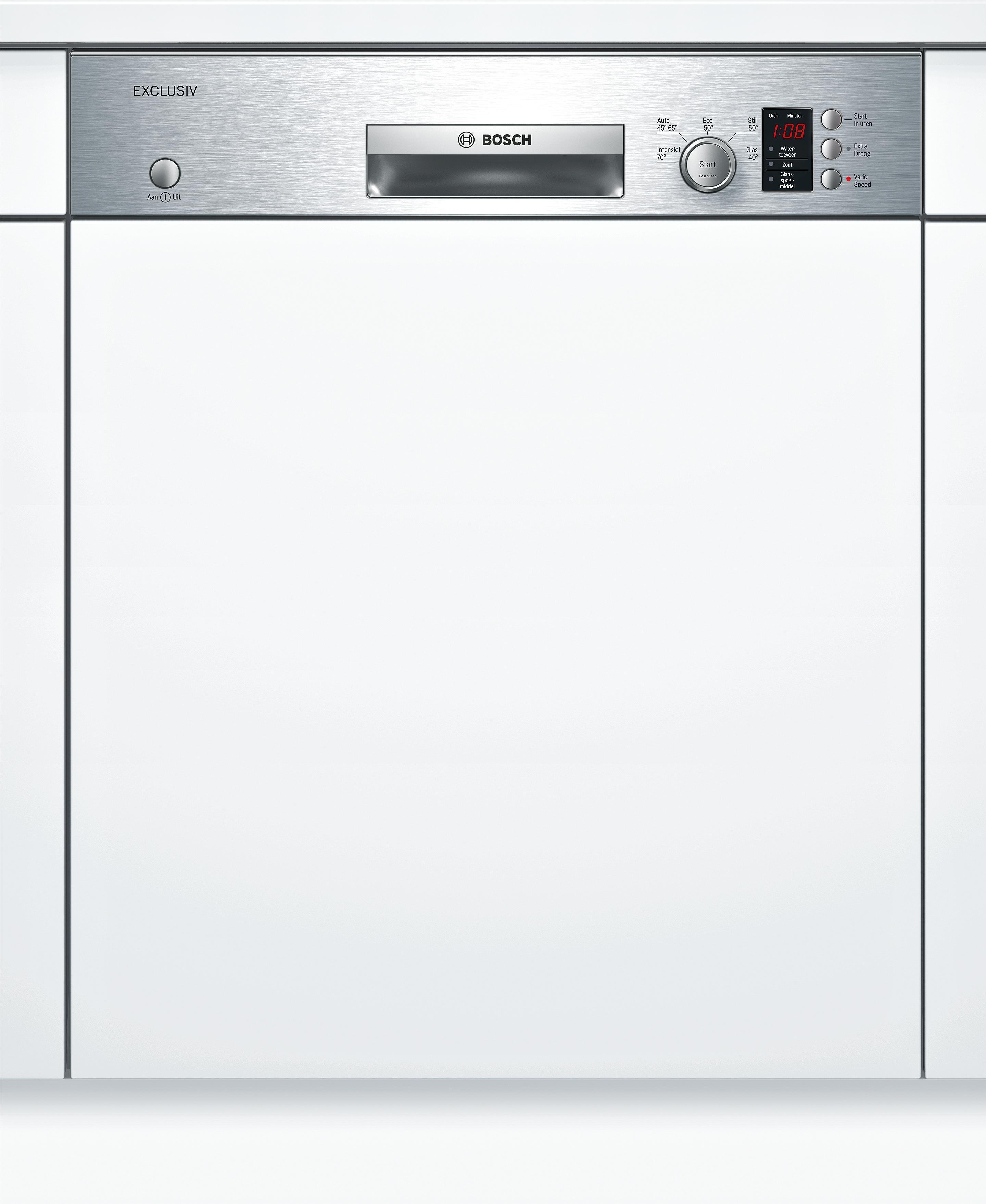 Bosch ge�ntegreerde vaatwasser SMI25GS00N