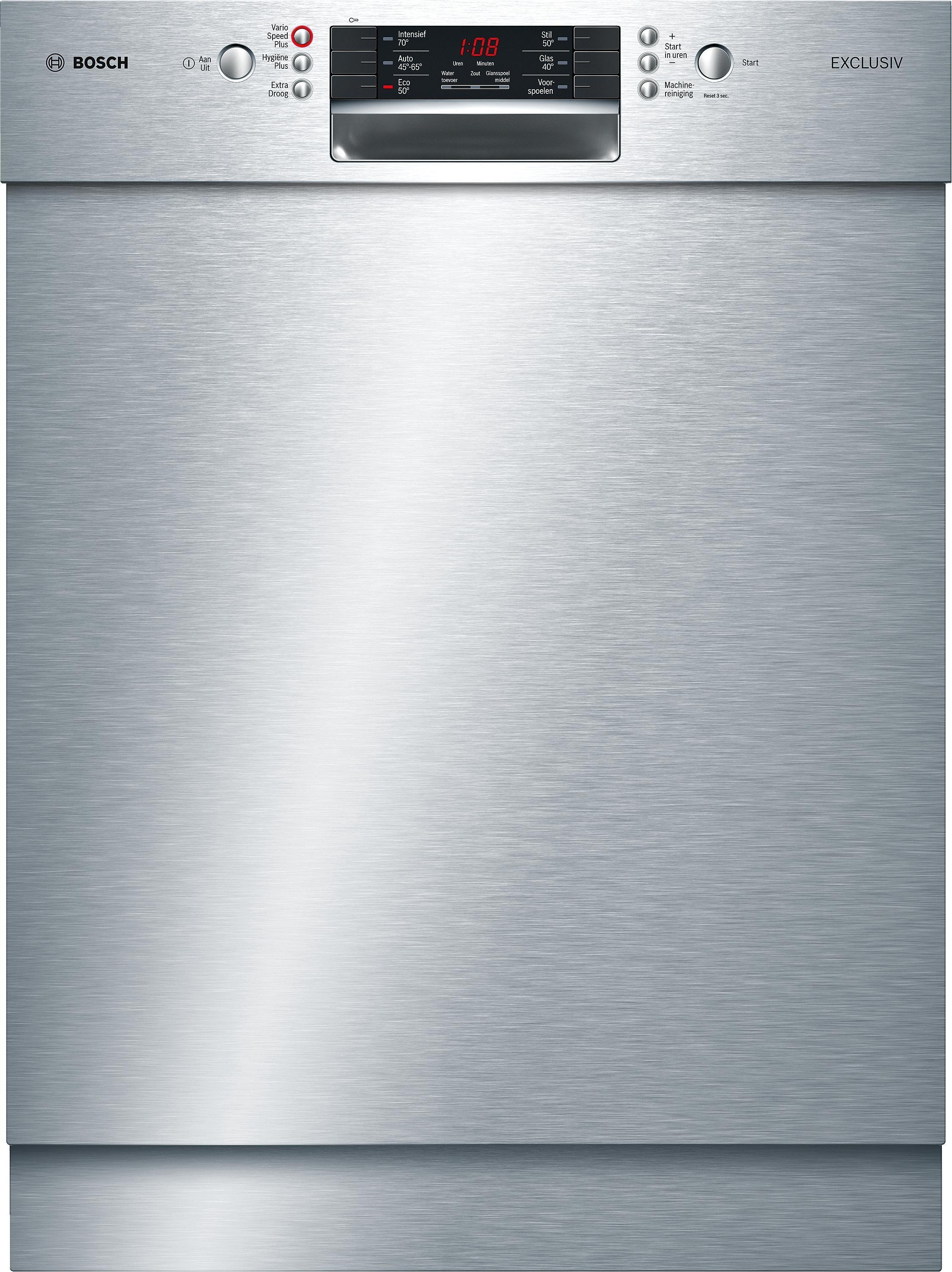 Bosch SMU46GS01N Serie 4 Exclusiv