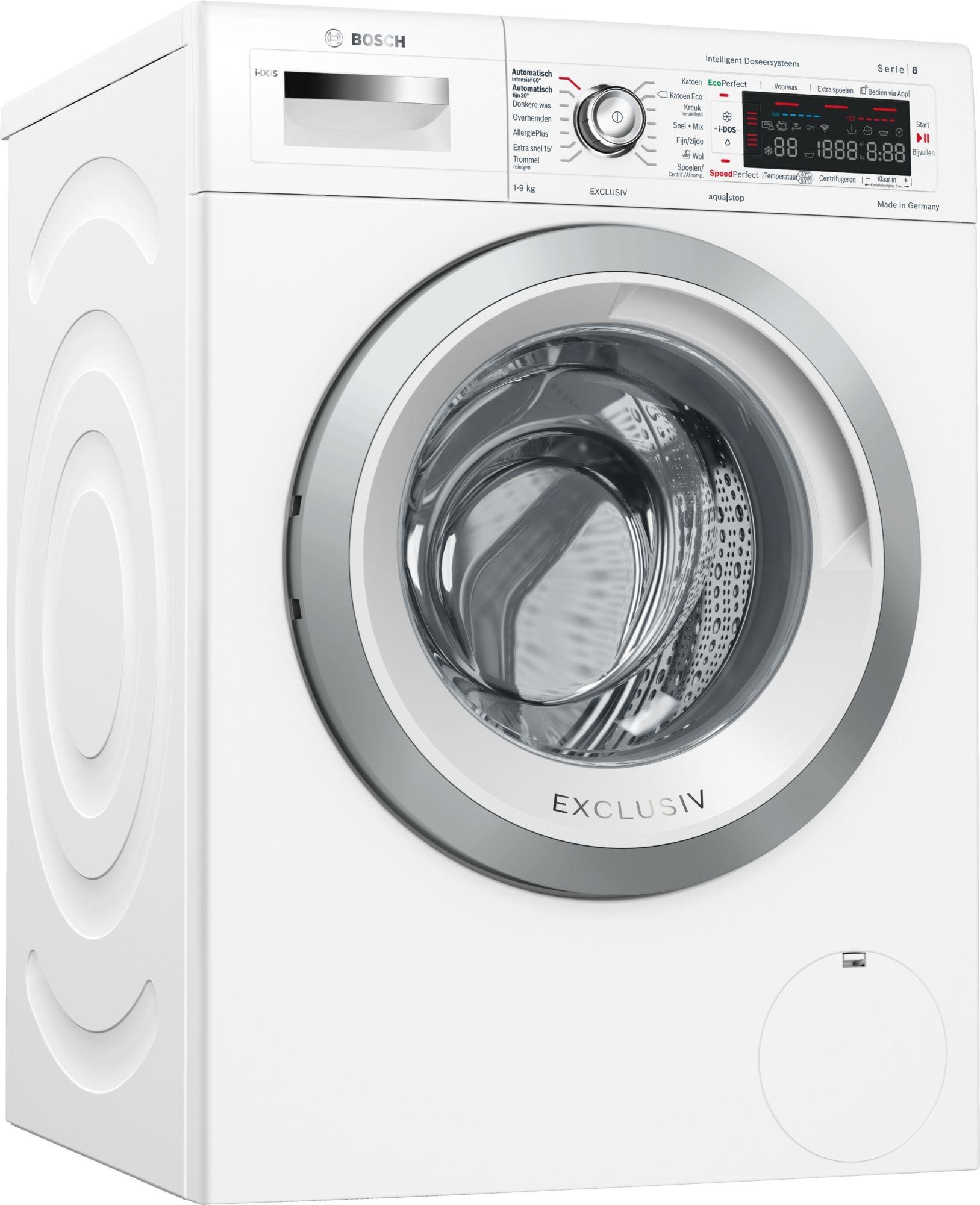 Bosch WAWH2673NL IDOS wasmachine