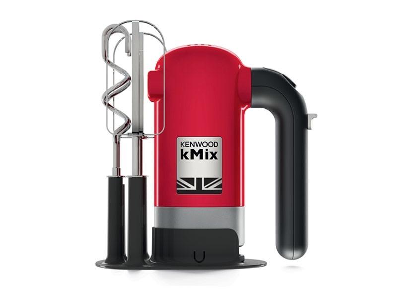 KMix Handmixer 350W Rood
