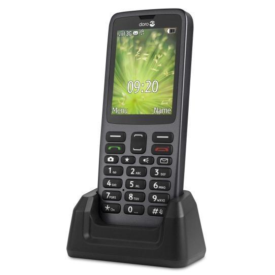 Op Home Media Centre is alles over phone te vinden: waaronder expert en specifiek Doro 5516 mobiele telefoon