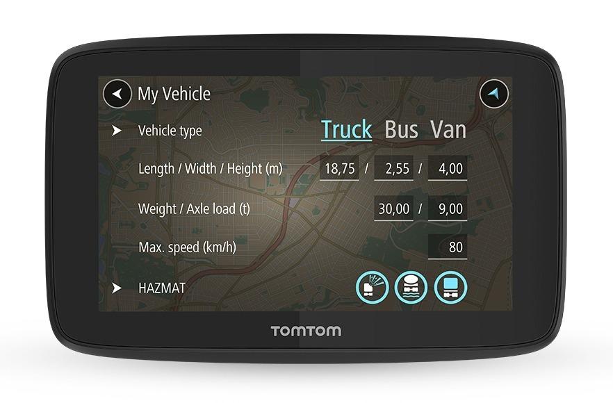 Korting Tomtom Go Professional 520 Europa autonavigatie