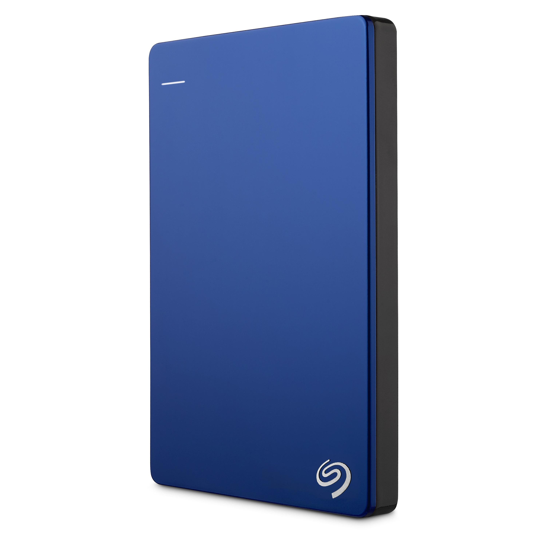 Seagate externe harde schijf BackupPlus Slim 2TB blauw