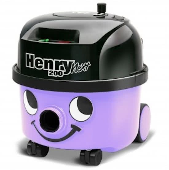 Numatic stofzuiger Henry Next HVN-204-11 lavendel