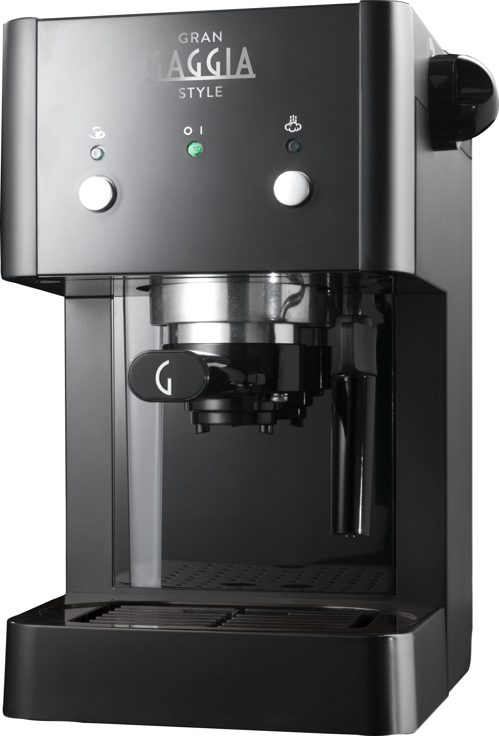 Gaggia espresso apparaat Gran zwart