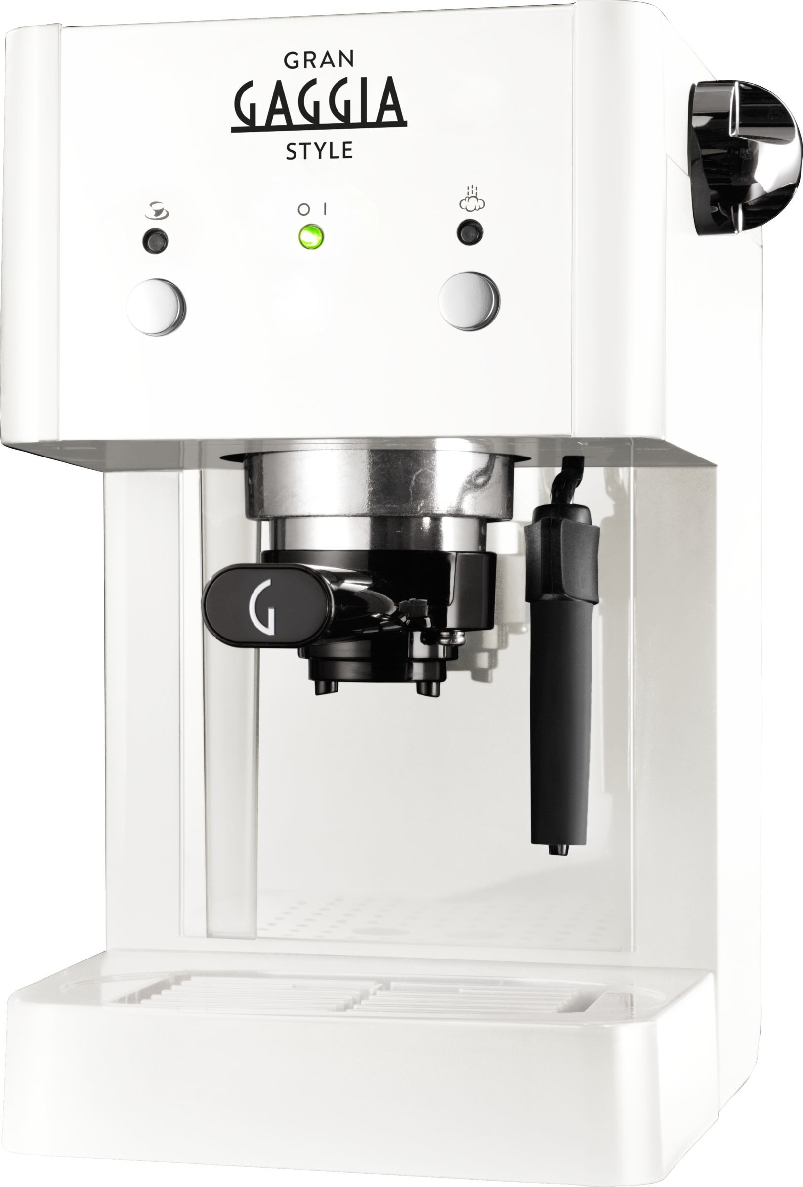 Gaggia espresso apparaat Gran wit
