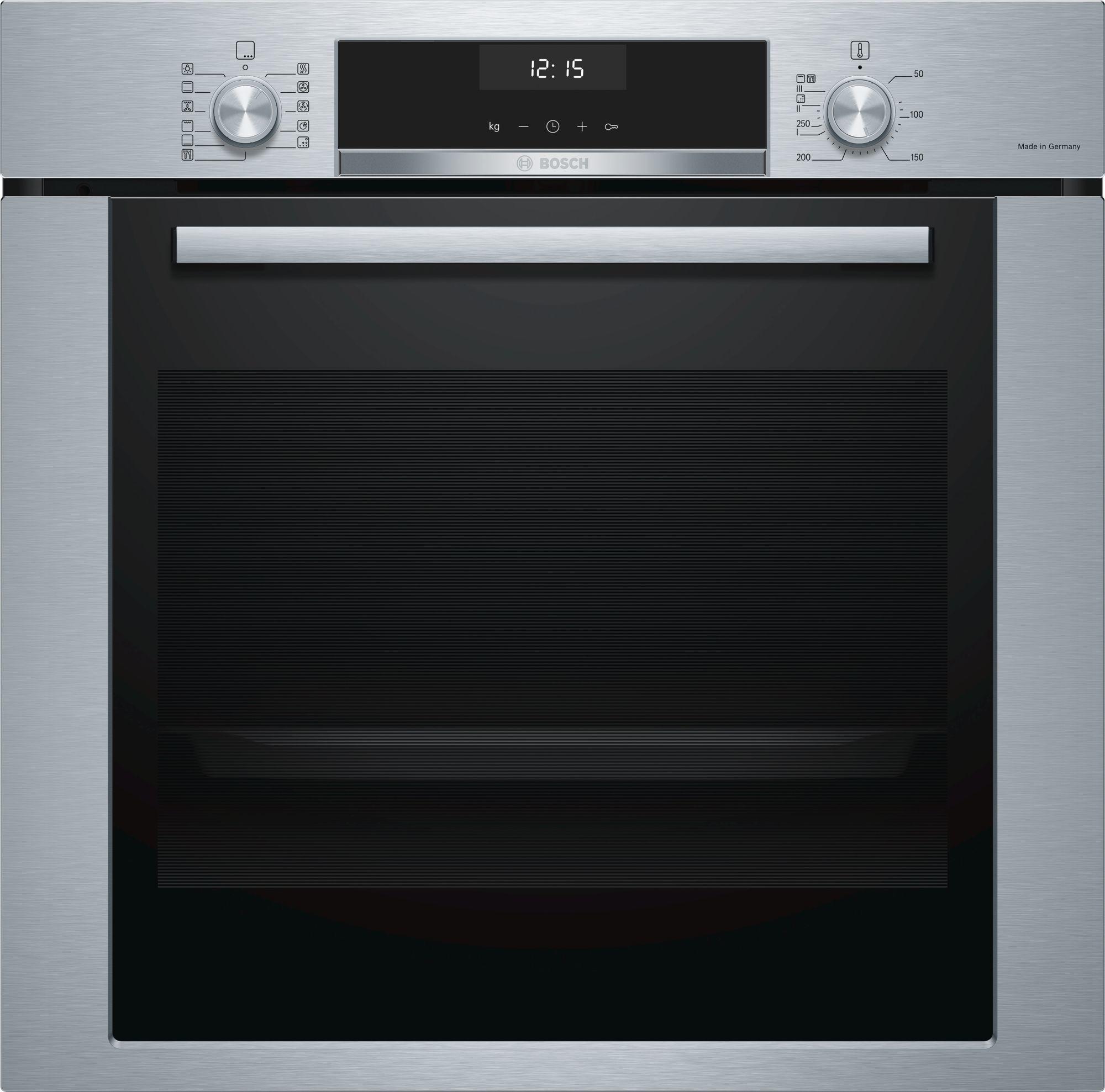 Bosch HBG3570S0 Inbouw oven Aluminium
