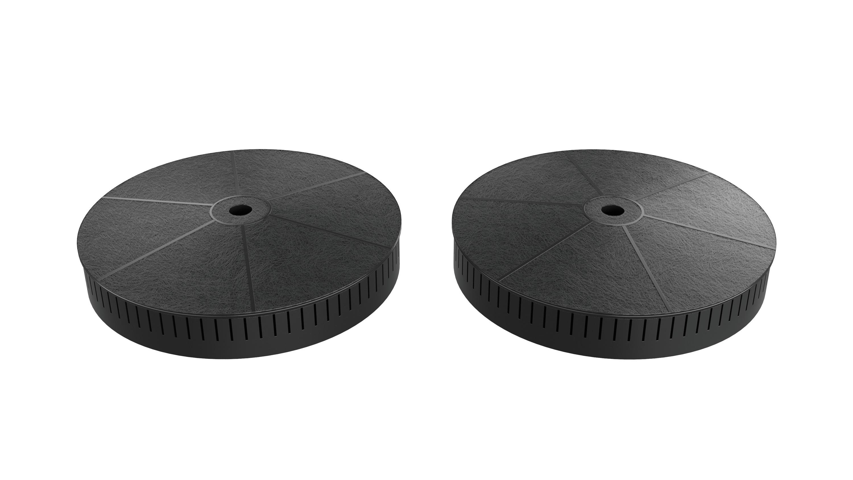 Bosch DWZ0IM0A0 Afzuigkap accessoire Zwart