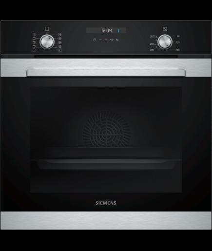 Siemens HB337A0S0 Inbouw oven Zwart