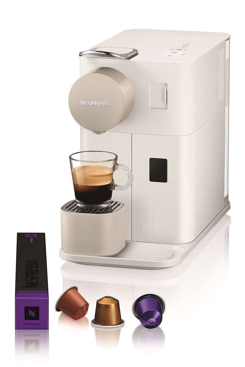 Delonghi nespresso Lattissima One EN500.W wit