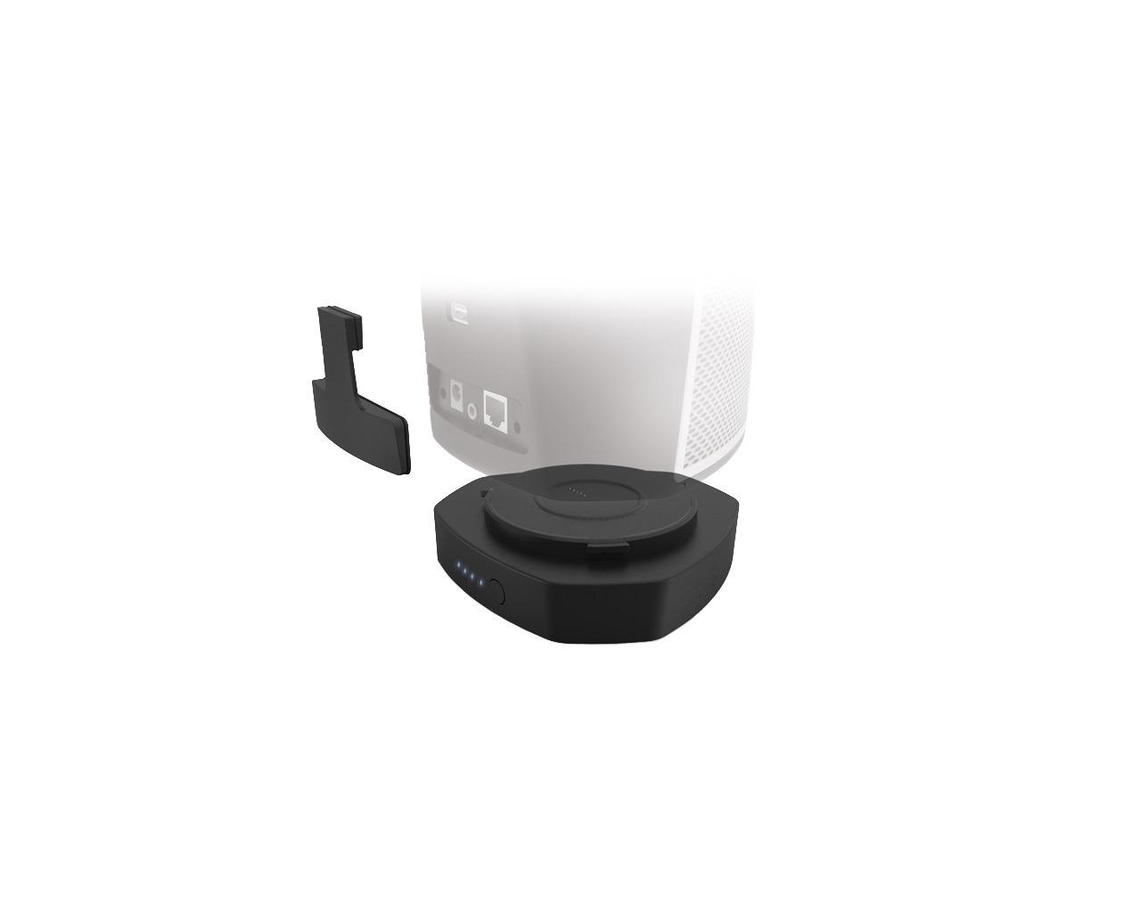Denon audio accessoire HEOS 1 GO PACK HS2 zwart