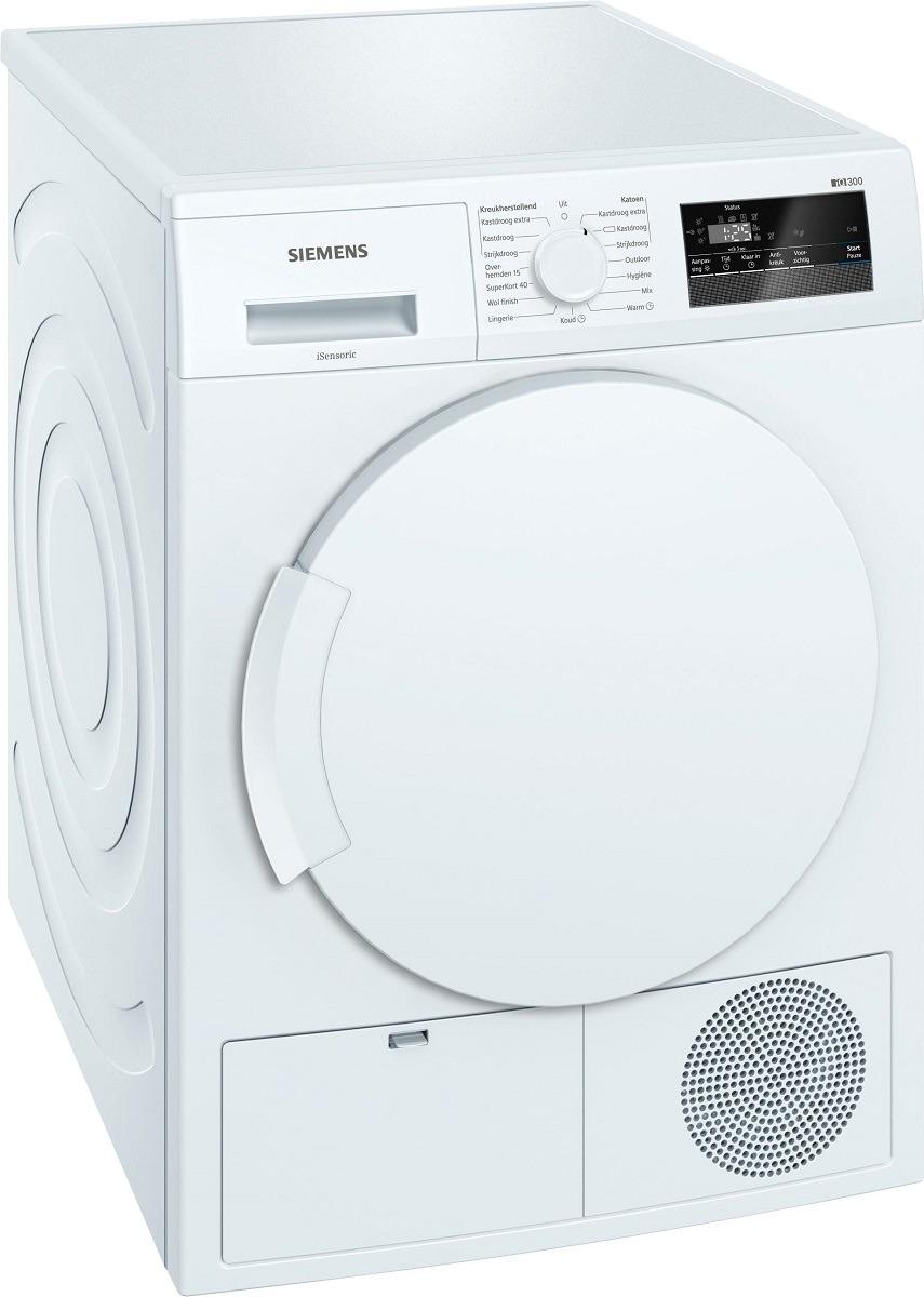 Siemens condensdroger WT43N201NL