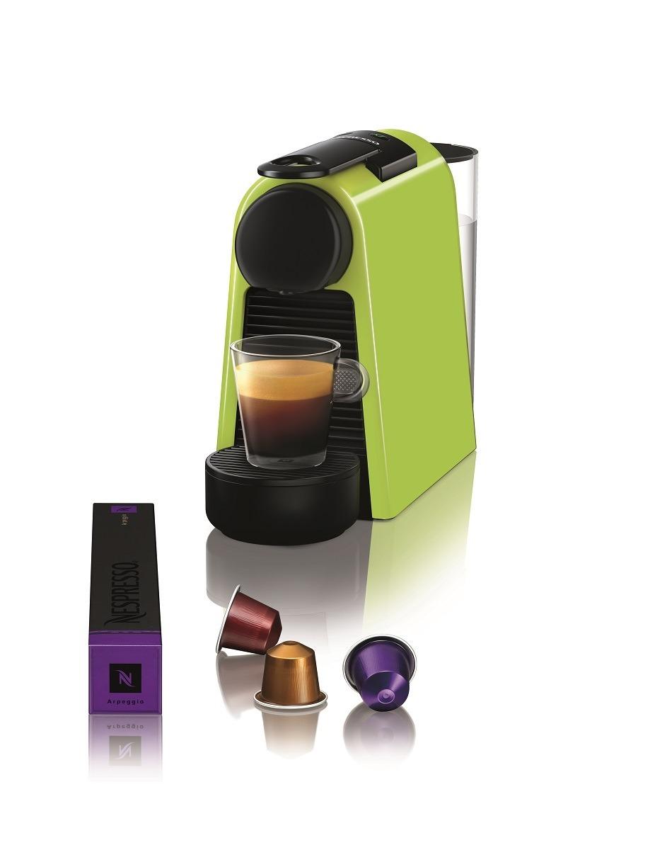 Magimix nespresso Essenza mini M115 groen