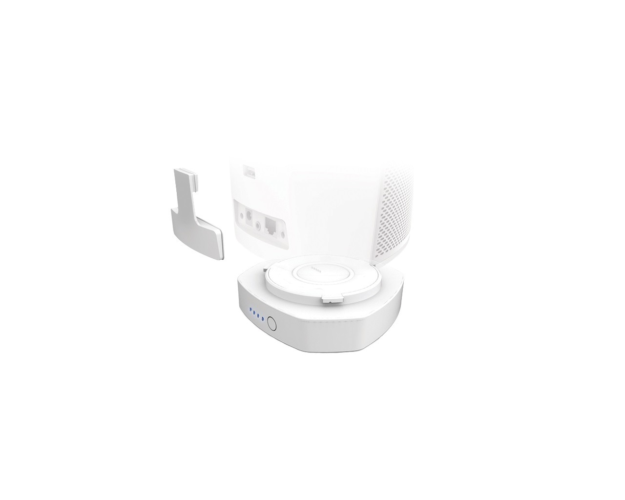 Denon audio accessoire HEOS 1 GO PACK HS2 wit
