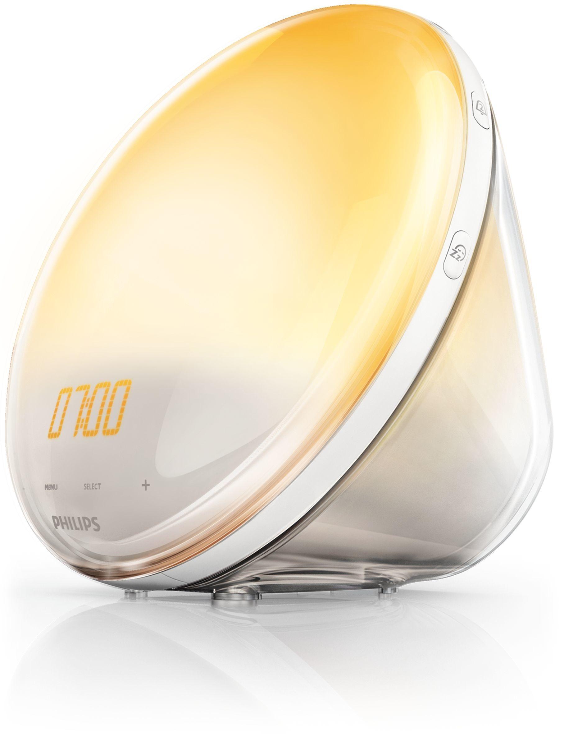 Korting Philips HF3532 01 wake up light