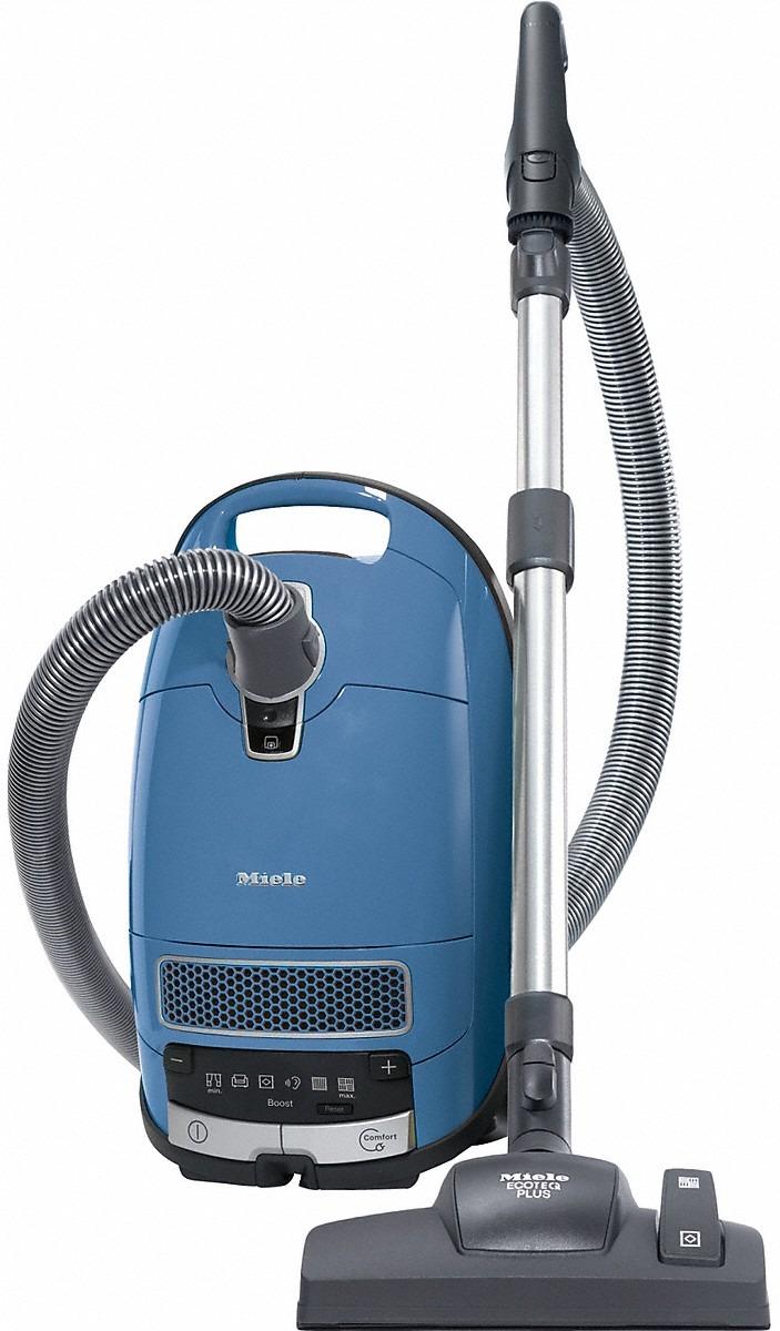 Miele stofzuiger Complete C3 Allergy blauw
