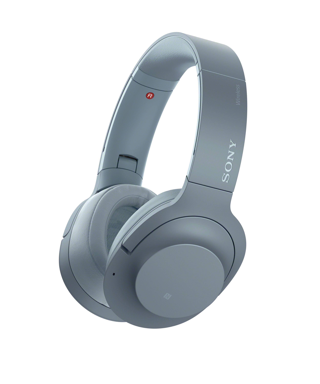 Sony over ear hoofdtelefoon WH H900N blauw