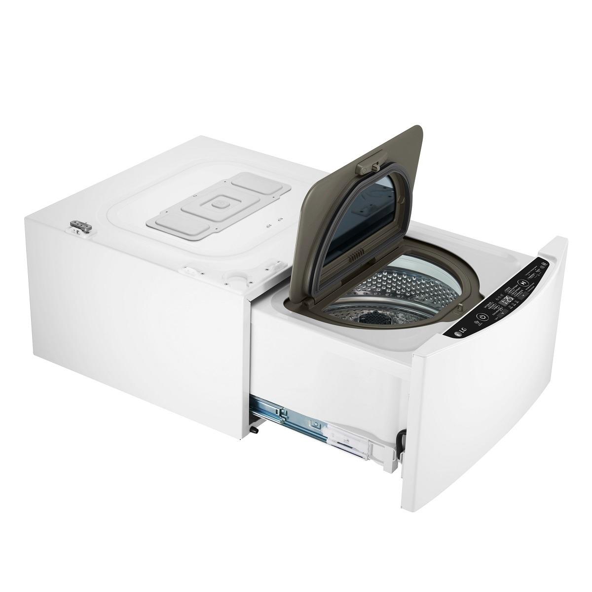 LG TWINWash mini FH8G1MINI wasmachine bovenlader