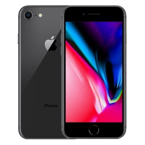 Apple smartphone iPhone 8 (256GB) grijs