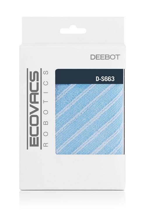 Ecovacs D-S663 stofzuiger accessoire