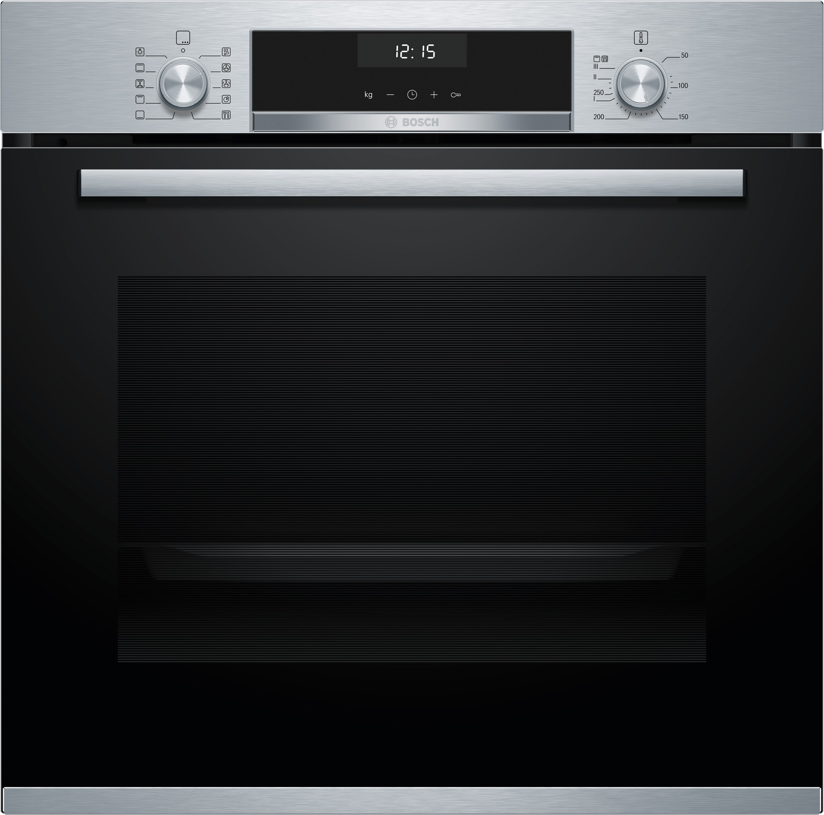 Bosch HBA537BS0 Inbouw oven Zwart