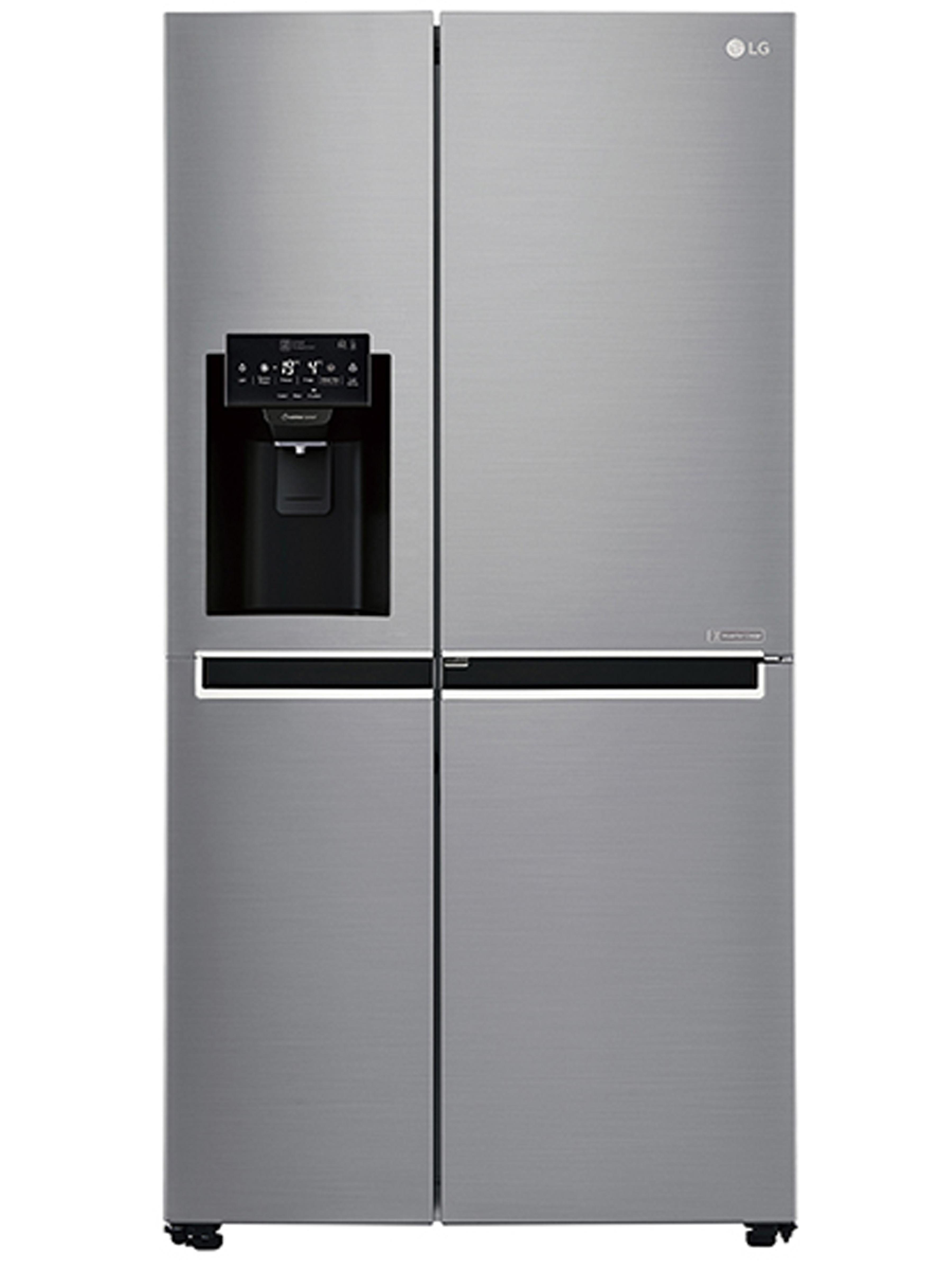 LG GSJ461DIDV Amerikaanse koelkast Grijs