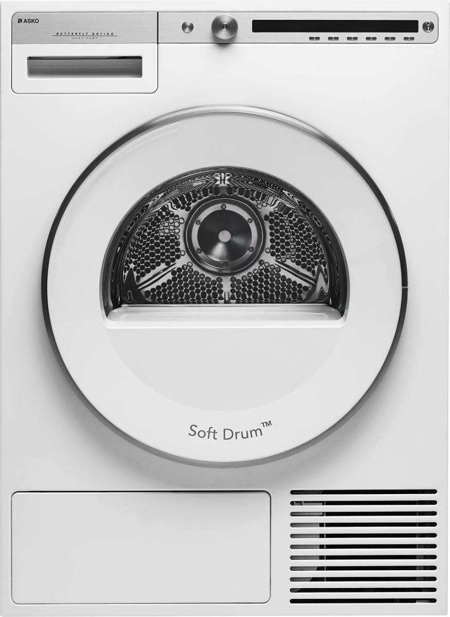 Asko T411HD.W Warmtepompdroger