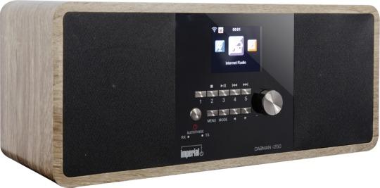 Korting Imperial DABMAN i250 Vintage hybride radio