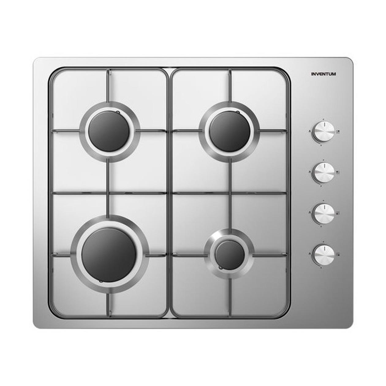 Inventum IKG6011 gas inbouwkookplaat