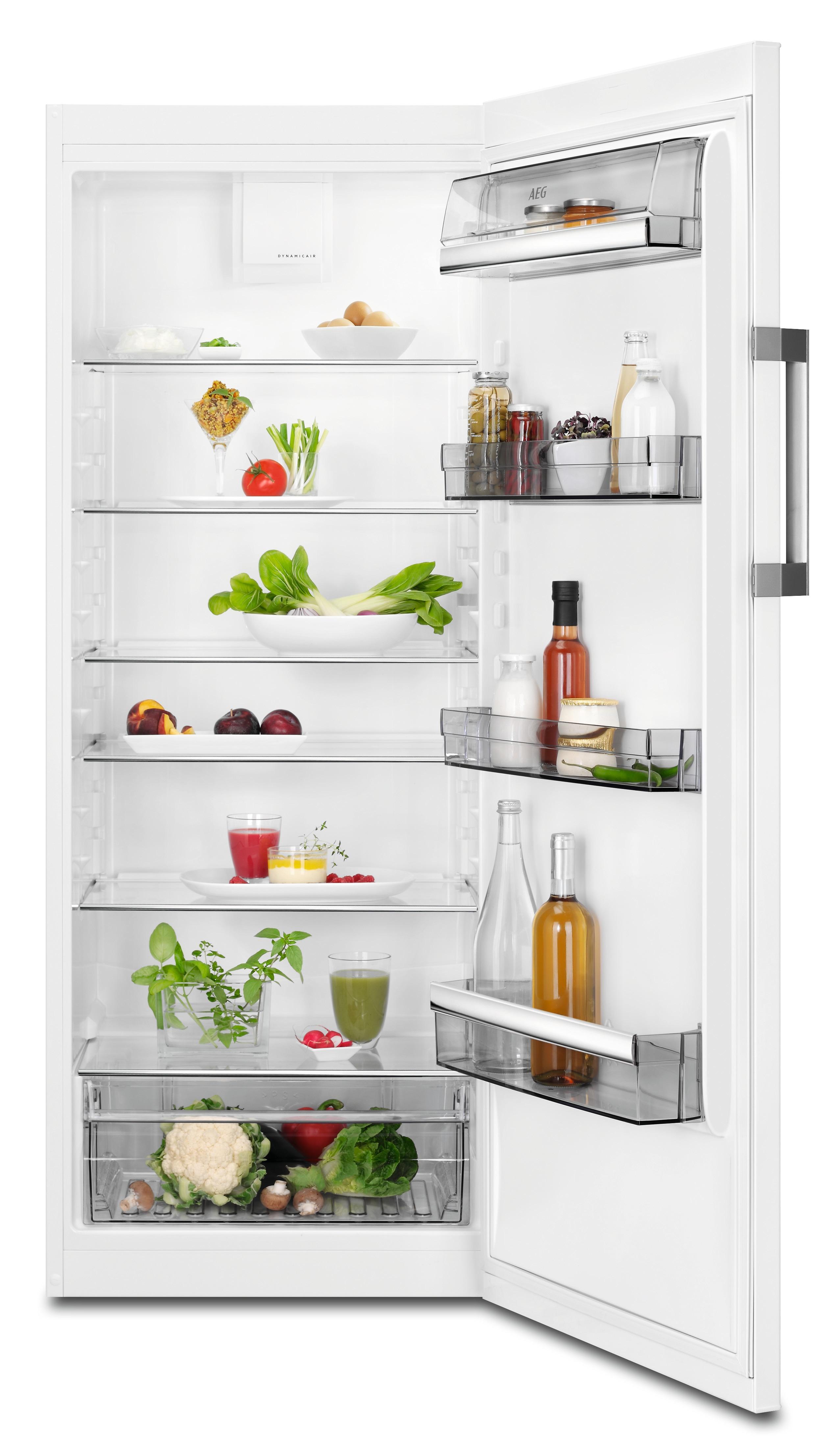 AEG koelkast zonder vriesvak RKE53211DW wit