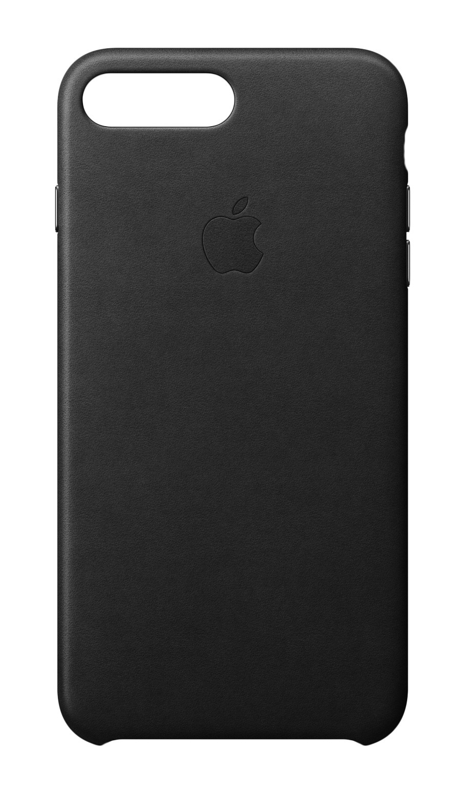 Apple telefoonhoesje Leather Case voor iPhone 8 Plus 7 Plus zwart
