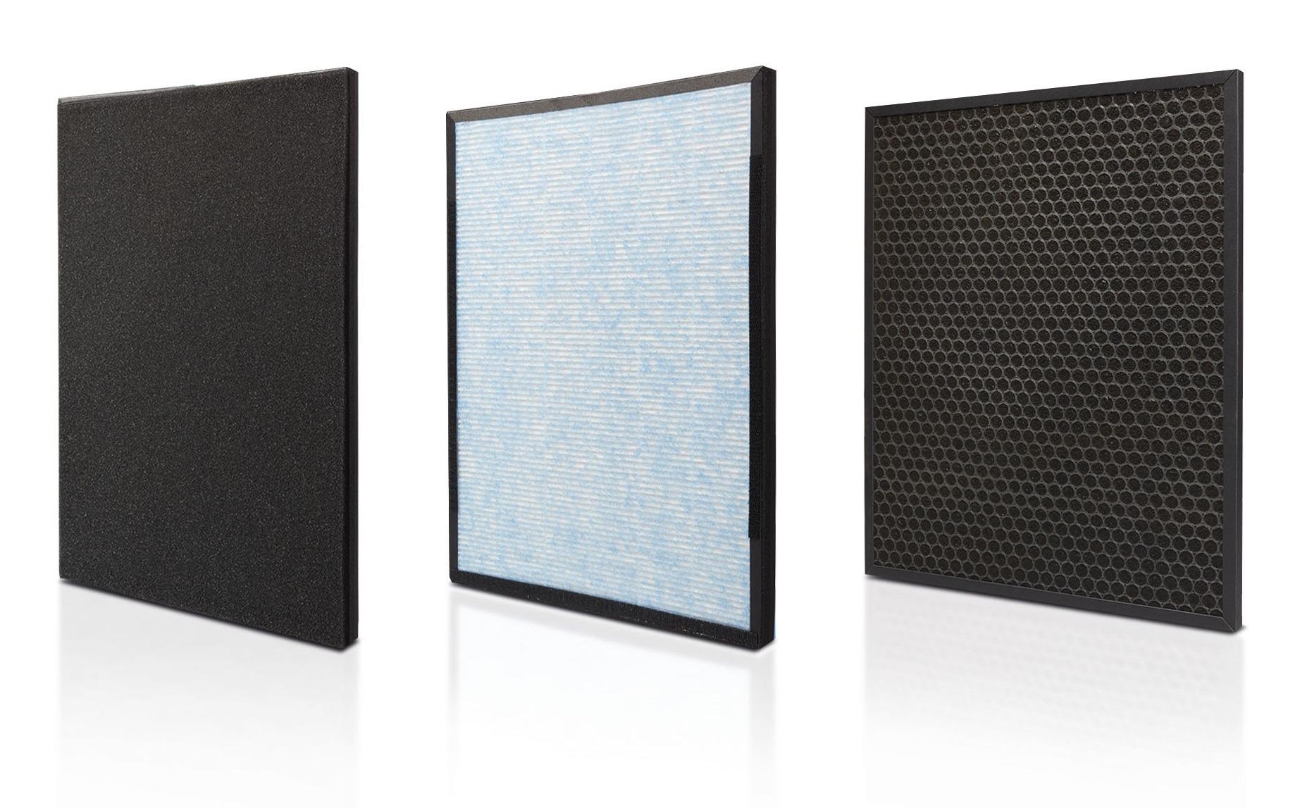 Korting Clean Air Optima Optima vervangilter CA509 CA509D koolstoffilter