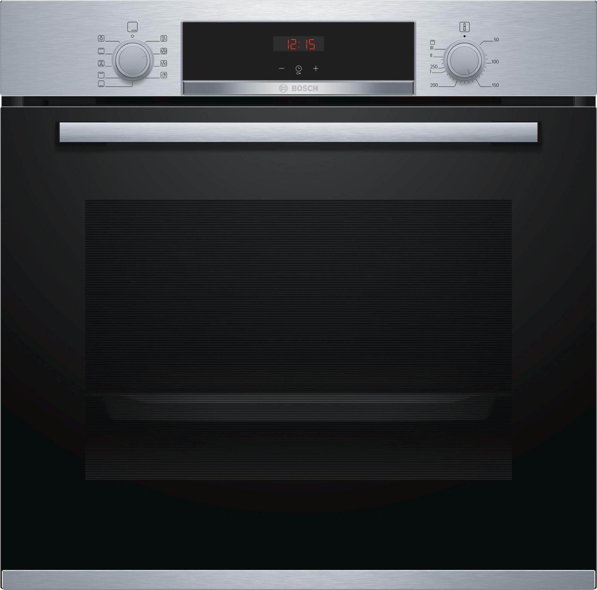Korting Bosch HBA534BS0 inbouw oven