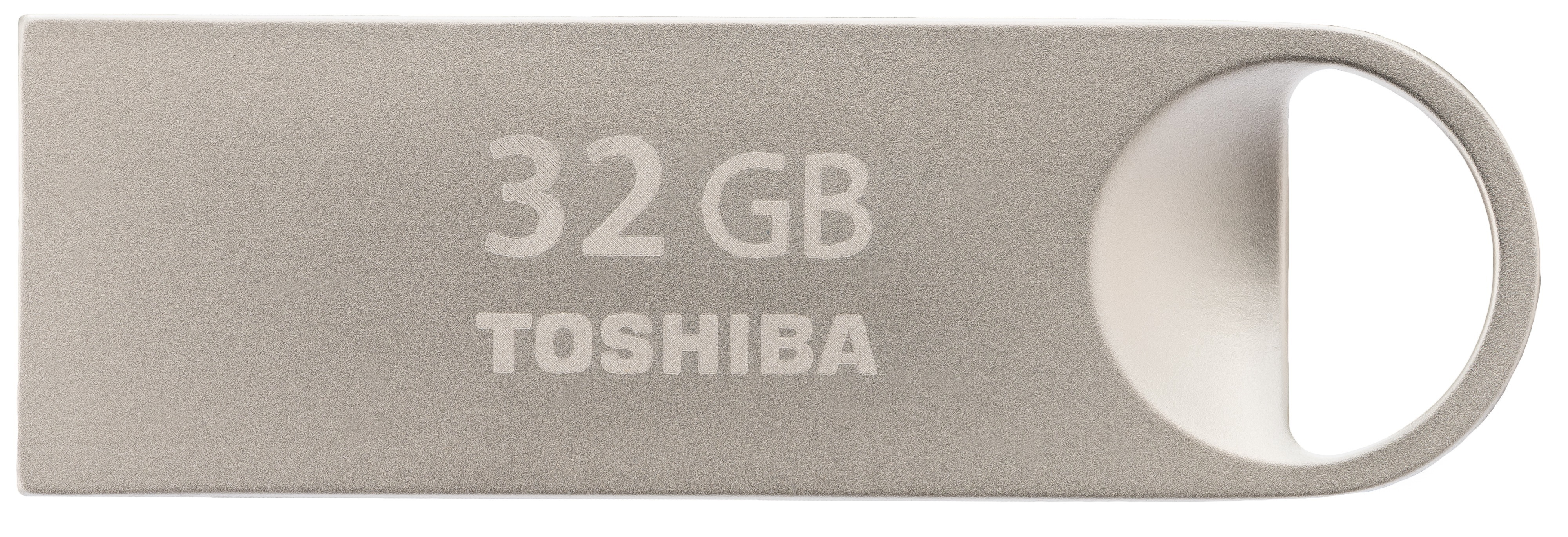 Toshiba usb sticks TransMemory U401 32GB USB 2.0 zilver